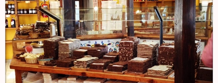 Mamusia Chocolates is one of Patagonia.