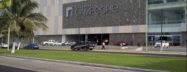 Galerías Campeche is one of Posti che sono piaciuti a Orlando.
