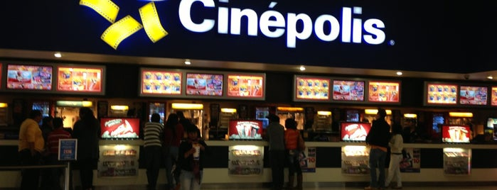 Cinépolis is one of Locais curtidos por Daniel.