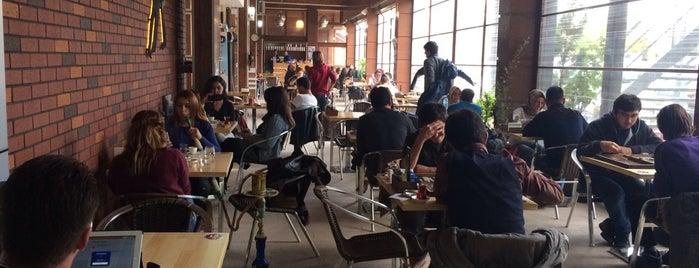 Café Milano is one of Posti che sono piaciuti a Eray.