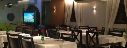Tilapia Restaurante is one of Gastronomia em Fortaleza.