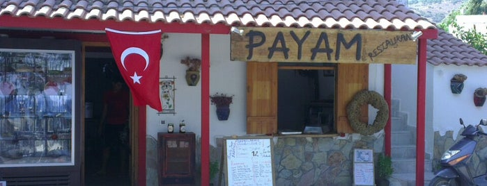 Payam Beach Restaurant is one of Lieux qui ont plu à k&k.