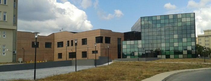 UYBHM Ulusal Yüksek Başarımlı Hesaplama Merkezi (Yeni Bina ) is one of Türkiye Mimarlık Yıllığı 2013.