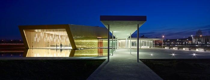 Centro Culturale Buddista Daisaku Ikeda per la Pace (Kaikan della Soka Gakkai) is one of Intrattenimento.