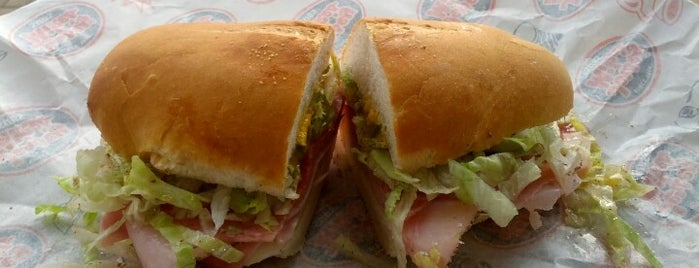 Jersey Mike's Subs is one of Mo's Liked Places.