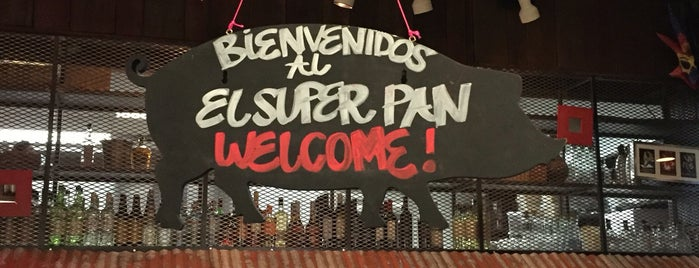 El Super Pan is one of The 38 Essential Atlanta Restaurants, Winter 2017.