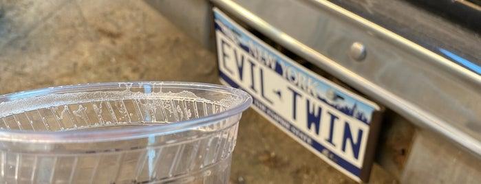 Evil Twin Brewing NYC is one of Nick'in Beğendiği Mekanlar.