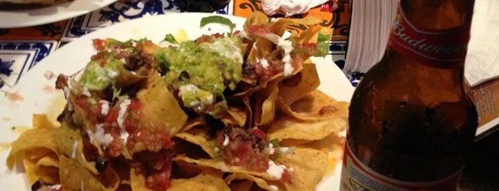 Blue Agave Mexican Bar is one of สถานที่ที่บันทึกไว้ของ Nat.