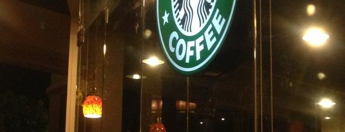Starbucks is one of Penang.