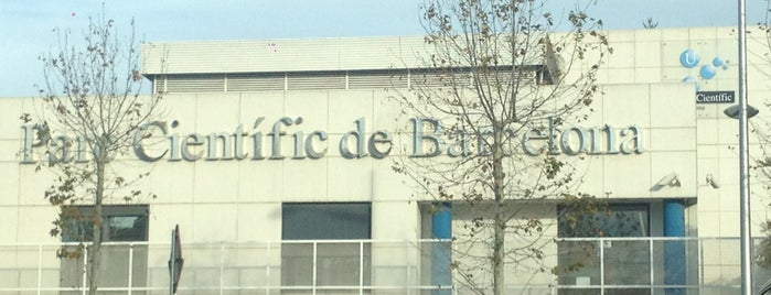 Parc Científic de Barcelona (PCB) is one of สถานที่ที่บันทึกไว้ของ titonet.
