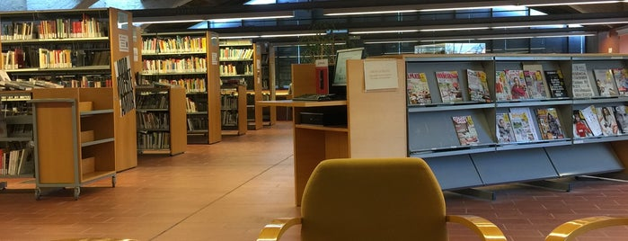 Biblioteca de Viladecavalls is one of My Places.