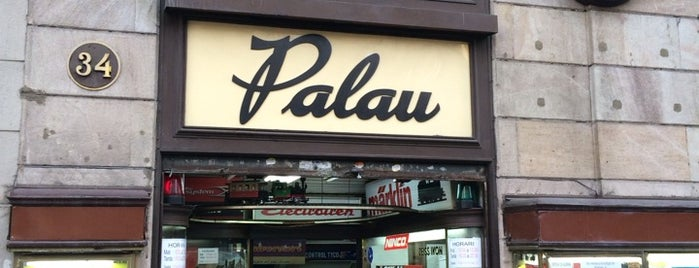 Palau is one of Flea Markets, Vintage Stores & Retrogaming.