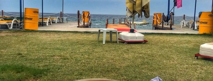 Ayazma Beach Club is one of Bitti.