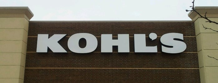 Kohl's is one of Stores.