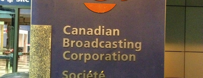 CBC Broadcasting Centre is one of Go - Toronto oh Canada.