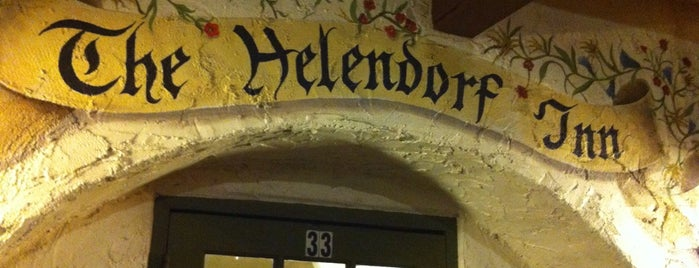 Helendorf River Inn and Conference Center is one of Attractions.