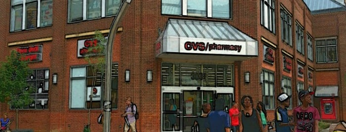 CVS pharmacy is one of Washington D C.