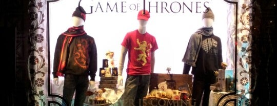 HBO Shop is one of More Manhattan.