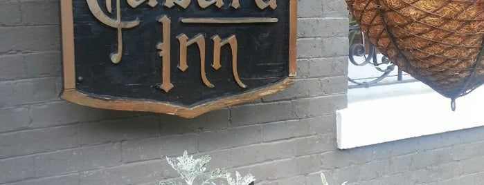 Tabard Inn is one of Washington Post WaPro.