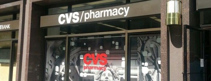 CVS pharmacy is one of Christopher : понравившиеся места.