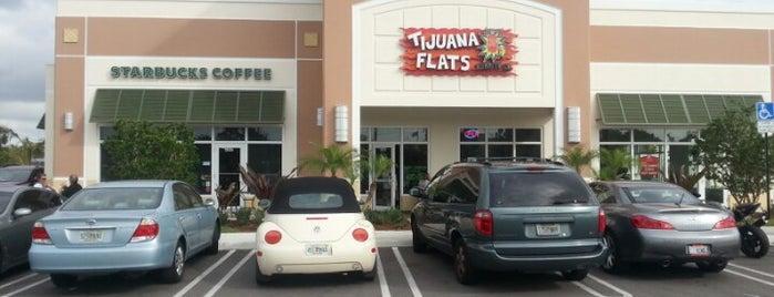 Tijuana Flats is one of Lieux sauvegardés par Jill.