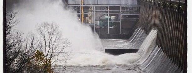 Conowingo Dam is one of สถานที่ที่ Philip ถูกใจ.