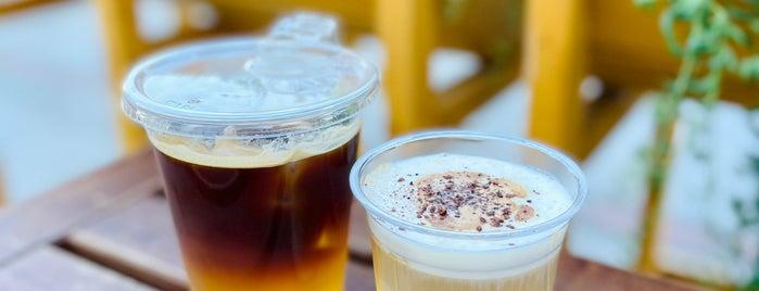 Kumquat Coffee is one of Coffee & Bakeries ☕️🥐.