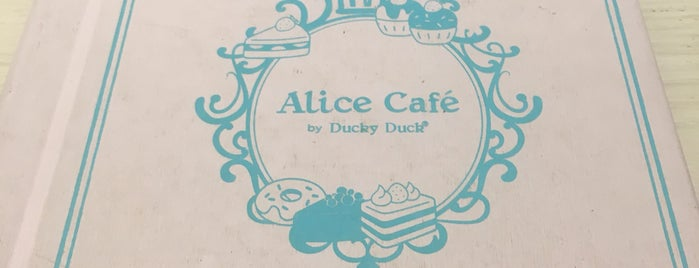 Alice Cafe is one of Tokyo.