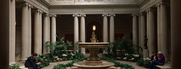 The Frick Collection is one of Sister 'hoods: Upper East Side & Mid-City West.