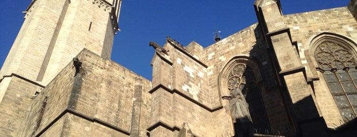 Iglesia Nuestra Señora de la Salud is one of Barcelona.