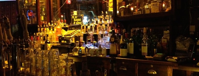 Josie's is one of Bars. Just a list of bars..