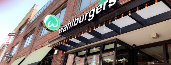 Wahlburgers is one of Boston, MA.