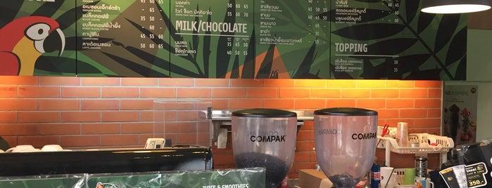 Café Amazon is one of Yodpha 님이 좋아한 장소.