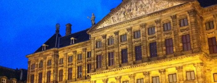 Amsterdam Kraliyet Sarayı is one of AMSTERDAM.
