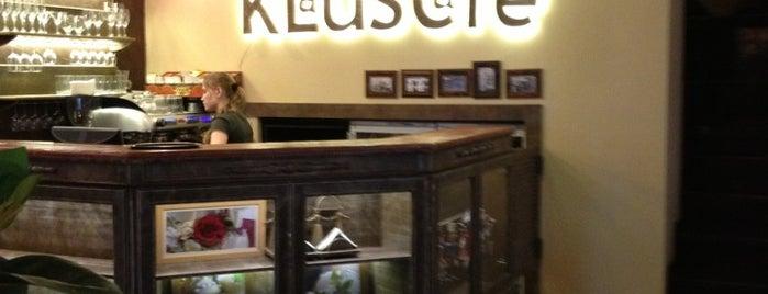 Klaus Cafe is one of Orte, die Евгений gefallen.
