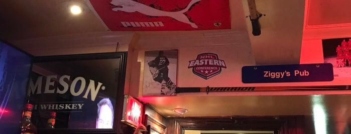 Ziggy's Pub is one of Lugares guardados de Amanda.