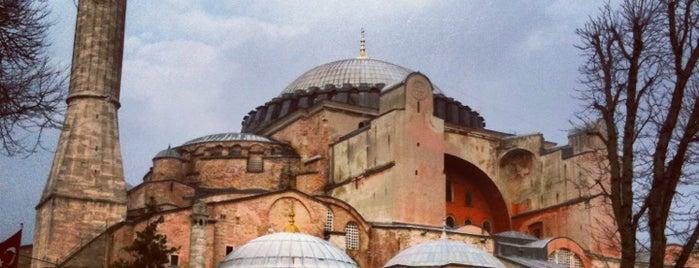 Sultan Ahmet Parkı is one of Istanbul.
