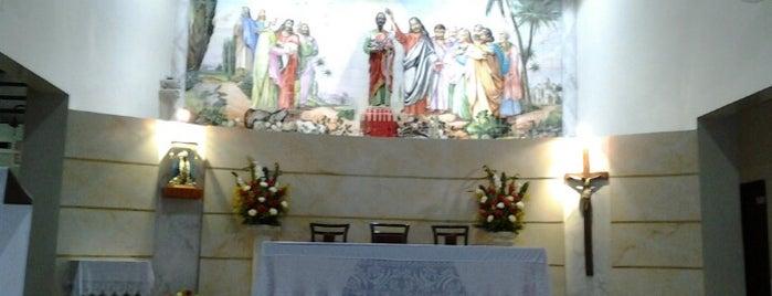 Igreja São Judas Tadeu is one of Lugares favoritos de Valeria.