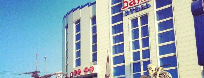 Байк Отель is one of Lieux qui ont plu à Karenina.