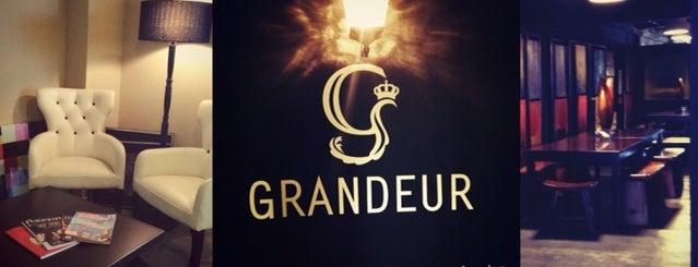 Grandeur Gallery Cafe is one of Kopi Places.