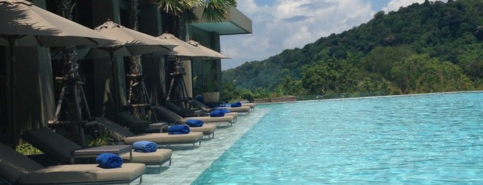 Avista Hideaway Phuket Patong, MGallery by Sofitel is one of Lugares favoritos de (((ekin))).