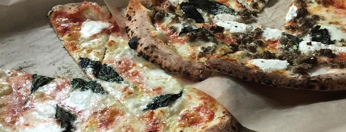 Antico Pizza Napoletana is one of Where to Dine Out With a Crew in Atlanta.