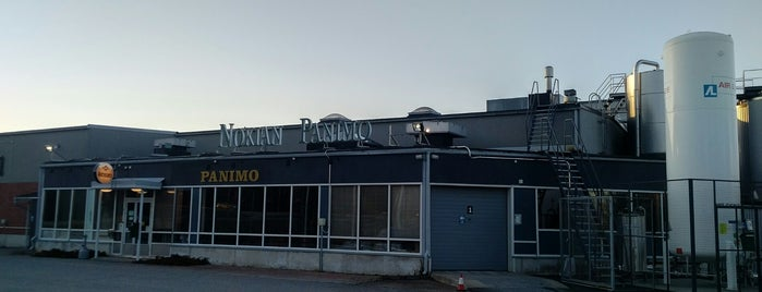 Nokian Panimo is one of Best Breweries in the World 3.