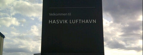 Hasvik lufthavn (HAA) is one of myAirhavens.