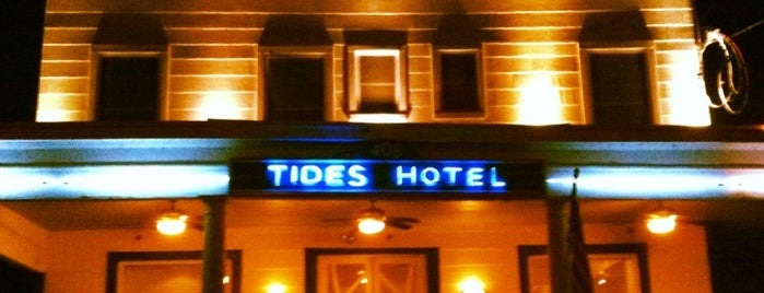 Hotel Tides is one of Asbury Park.
