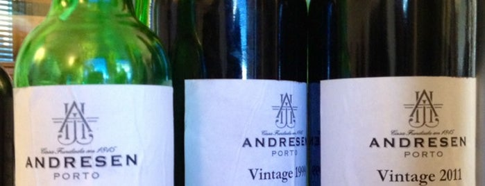 J H Andresen Port Wine is one of Portugal Portuguese.