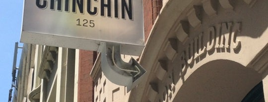 Chin Chin is one of Where in the World to Eat.