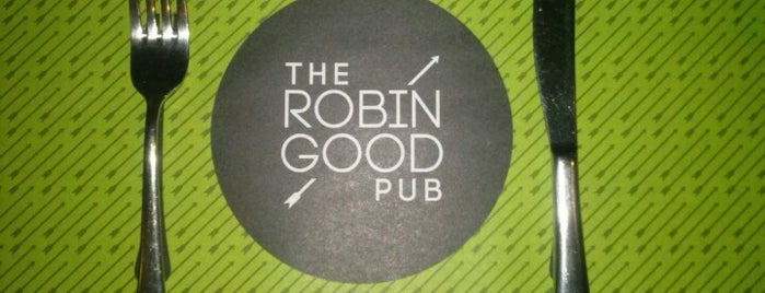 The Robin Good Pub is one of Cafes and Restaurants in Chernihiv.