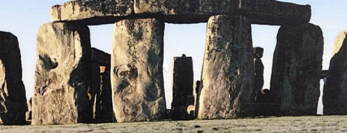 Stonehenge is one of Sitios Internacionales.