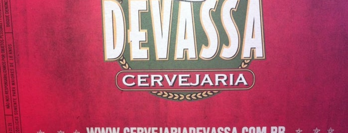 Cervejaria Devassa is one of Fui, gostei, voltarei e indico! By Otávio Mélo.